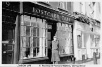 5 Teashop & Postcard Gallery, Dering Street