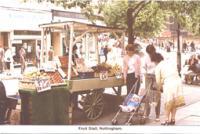 2 Fruit stall