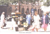 5 Flower seller
