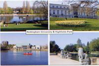 Nottingham University & Highfields Park