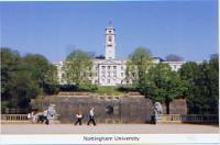 20 Nottingham University