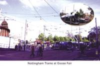 16 Trams at Goose Fair*