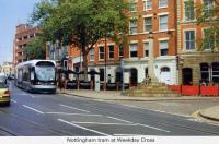 26 Tram at Weekday Cross