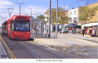 43. Clifton Centre tram stop