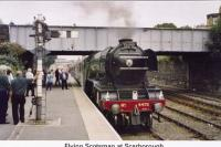 1 Flying Scotsman at Scarborough