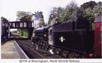 5 90775 at Sheringham