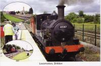 10 Locomotion, Shildon