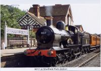 20 Earl of Berkeley at Sheffield Park station
