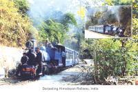 22 Darjeeling Himalayan Railway, India