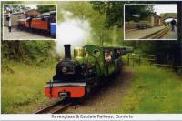 25 Ravenglass & Eskdale Railway