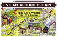 6 Keighley & Worth Valley Railway