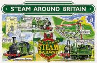 10 Isle of Wight Steam Railway