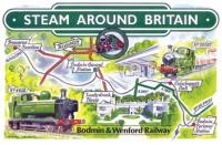 28 Bodmin & Wenford Railway