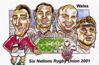 6 Wales