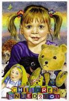 2000 Girl, Teddy Bear & Doll Brian Partridge