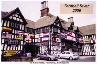 Football Fever at the Black Horse Northfield