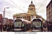 13 Old Market Square, Nottingham