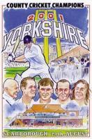 3 County Cricket Champions 2001