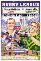4 GB v Australia Rugby League 2001