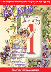 Picture Postcard Monthly – January 2012
